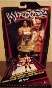 WWE CM Punk: Flexforce Figurine, Action Figure London Ontario image 1