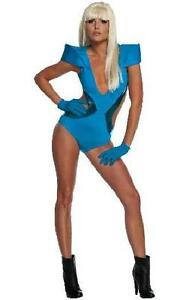 Lady Gaga Poker Face Video Swimsuit Womens Small (2-6) Costume BRAND-NEW