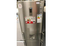 LG FRIDGE FREEZER WITH DRINKS DISPENSER (NEW) FREE DELIVERY