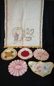 Vintage Kitchen Potholders