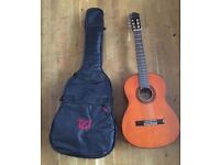 Classical accoustic guitar - GOYA + padded case