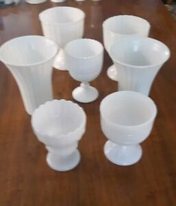 Milk glass collection  Peterborough Peterborough Area image 1