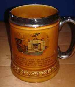 Lord Nelson Pottery Mug/Stein Peterborough Peterborough Area image 1