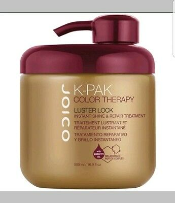 Joico K-PAK Color Therapy Luster Lock 16.2oz Free Shipping