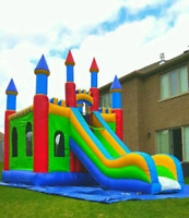 Commercial Grade Bouncy Castle Rental