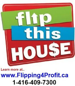 Real Estate Seminar Making fortune in flipping houses LIVE