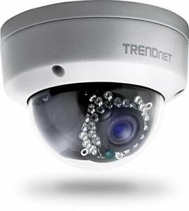 TRENDnet HD PoE Dome IR Network IP Security Camera