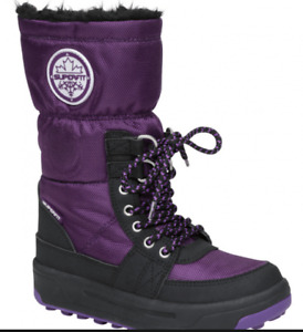 Water Resistant Girl Size 2- Superfit- Winter Boots
