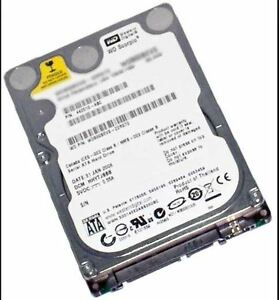Disque dur interne SATA 2,5 po de 250 Go WESTERN DIGITAL WD250BE