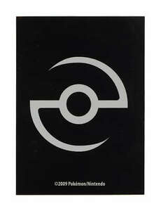 Nintendo-Pokemon-Professor-Pokeball-Card-60-count-Sleeves-Factory-Sealed