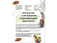 NERF KIDS PARTY