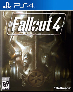 Fallout 4 for ps4 ...30 $