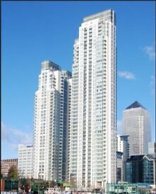 Flat available in iconic Pan Penisula tower