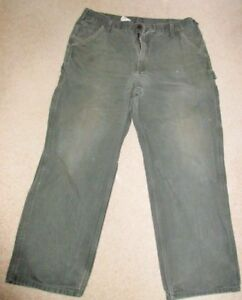 """CARHARTT ~ Dungeree Fit JEANS~ 38"""" x 32"""""""