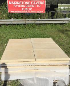 Sale on now 600 x 400 concrete sandstone colour pavers West Gosford Gosford Area Preview