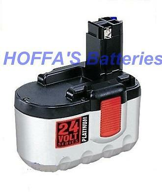 BOSCH 24V BATTERIES 030 REBUILT By the BEST, Battery Pack (The Best Battery Pack)