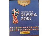 Panini Fifa Russia World Cup 2018 Football Stickers Swaps