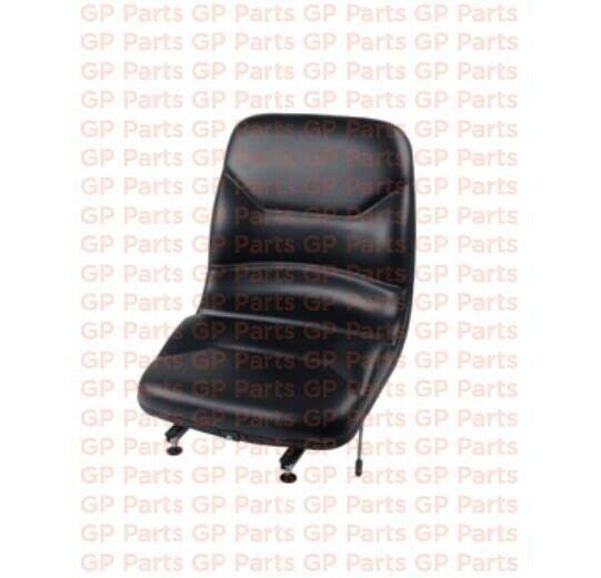 "Clark 448114, VINYL FORKLIFT SEAT (19.50""H X 19.00""W X 21.25""D)"