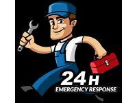 Cheap plumbing/ emergency plumbing: blockages, leaks, heating, install