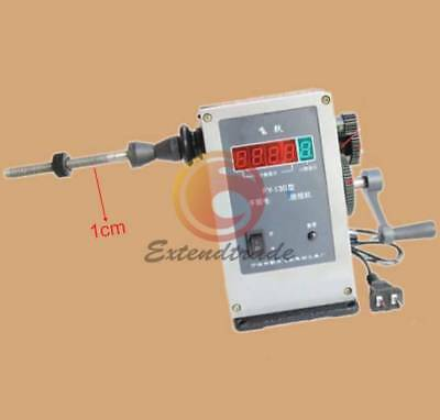 220v Electronic Manual Coil Winding Machine Coil Winder Coiling Machine Fy-130
