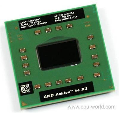 AMD Mobile Athlon 64 x2 TK-55 1.8GHz 512K s1 LP - Amd Mobile