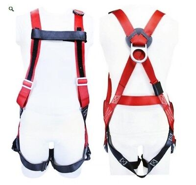 Full Body Harnessh Style Fall Protection Safety Buckingham X-large6393600