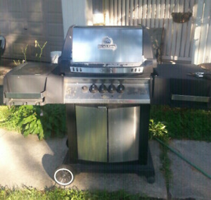 BBQ Propane Broil King Crown Barbeque
