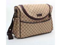 Designer Baby Changing Bag (Gucci) - NEW