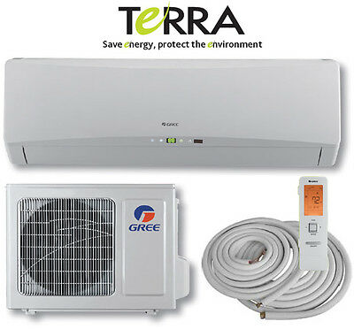 24000 BTU Ductless Mini Split Air Conditioner SEER 21 GREE E