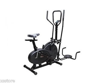 Lifeline Exercise Fitness Cardio Bike Cycle Orbitrek 4 In 1 Home Gym Sale available at Ebay for Rs.7949
