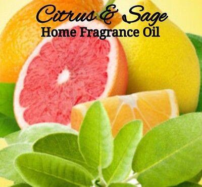 Эфирные масла Citrus Sage Home Fragrance