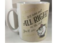 Mrs Potts ; It'll Turn Out All Right in the End Mug