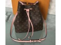 Louis Vuitton NeoNoe Drawstring Bag - NEW