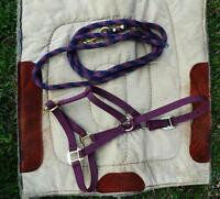 New and used halters