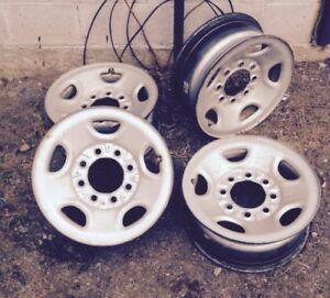 GMC CHEVY RIMS