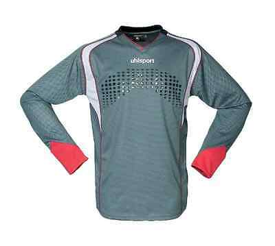 UHLSPORT PRECISION CONTROL Non-slip GOALKEEPER JERSEY Free Ship Canada  85  XXL 950cc884c
