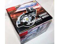 Shock 2 Racing Steering Wheel for PS1