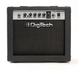 Mint condition DigiTech Amp (8-inch speaker)