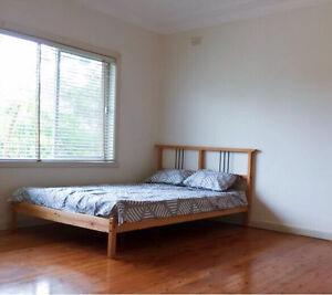 Queen bed + mattress Leppington Camden Area Preview