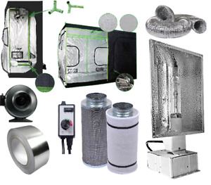 LumaGro 4x4 Complete Grow Kit