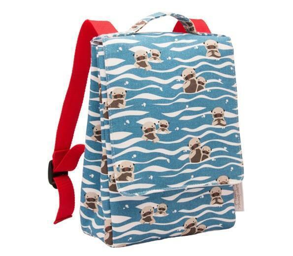 Baby Otter Toddler Backpack Kiddie Play Pack Pre School