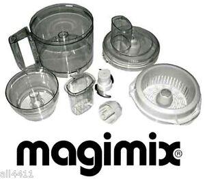 Magimix kit cuve bol robot culinaire cs 5000 5100 17106 for Cuisine 5100 magimix
