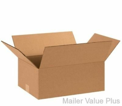25 - 16 X 10 X 6 Shipping Boxes Packing Moving Cartons Cardboard Mailing Box