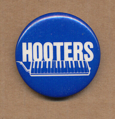 Hooters RARE promo button set for sale  Shipping to India