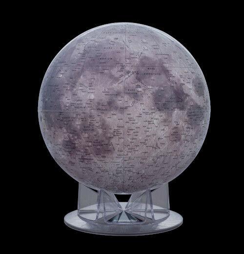 Moon 12 Inch Desktop Globe