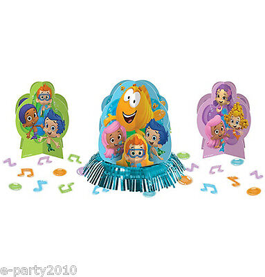 BUBBLE GUPPIES TABLE DECORATING KIT (23pc) ~ Birthday Party Supplies Centerpiece