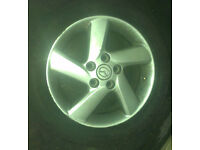Mazda 6 x2 Alloy Wheel & Tyre 16 inch