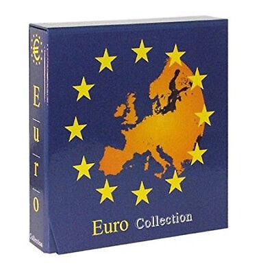 MASTER PHIL 1 ALBUM RACCOGLITORE EUROCOLLECTION VUOTO (senza fogli) PER MONETE