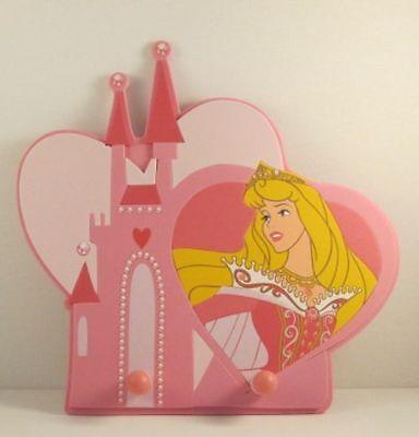 Kleiderhaken Disney Princess / Prinzessin Aurora / Garderobe / Deko / Märchen