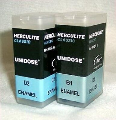 Kerr Herculite Classic Xrv Unidose B2 Composite Dental